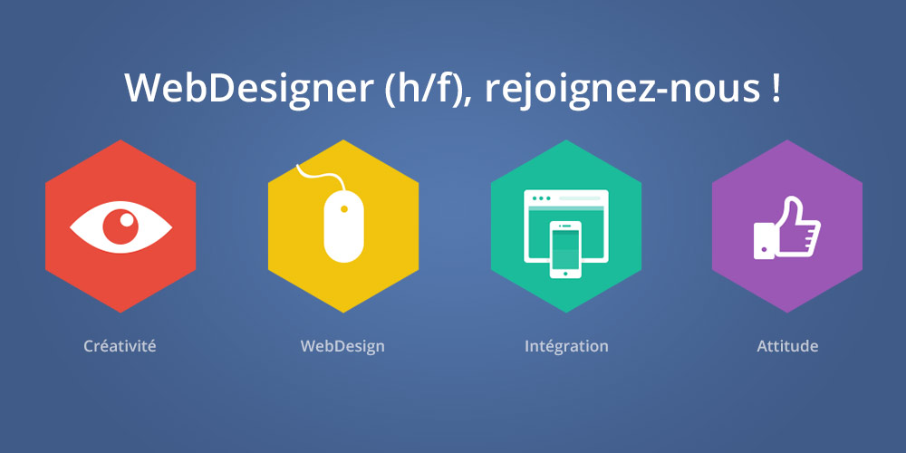home - job - webdesigner